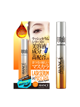 LASH SERUM IN MASCARA VOLUME IMPACT