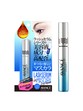 LASH SERUM IN MASCARA LONG IMPACT