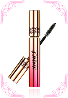 LASH SERUM IN MASCARA GLOSSY BLACK