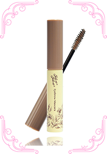 JOLI ET JOLI ET EYEBROW MASCARA NATURAL BROWN / ASH BROWN